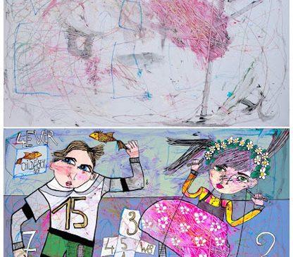 """""""Testează şi Pictează cu Pastă de Dinţi"""": 300 de copii au participat la ateliere creative în cadrul unui proiect caritabil"""