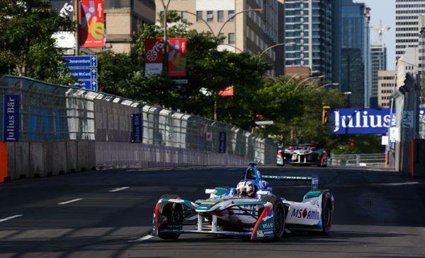 Sezonul Formula E s-a încheiat la Montreal, cu noi puncte pentru MS Amlin Andretti