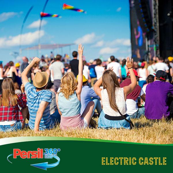 Persil Electric Castle