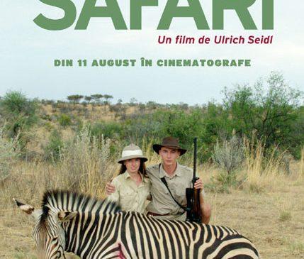 """""""Safari este genul de film pe care nimeni nu l-ar face"""""""
