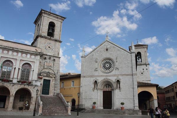 San Benedetto Norcia
