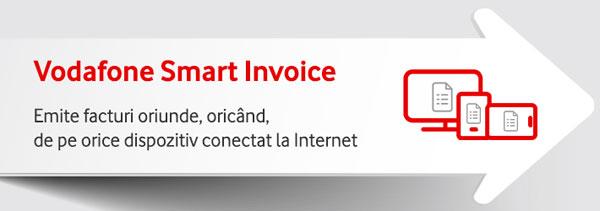 Vodafone România oferă companiilor o soluție de facturare accesibilă de pe orice dispozitiv conectat la internet