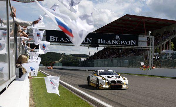 ROWE Racing a încheiat cursa de 24 de ore de la Spa-Francorchamps în Top 10