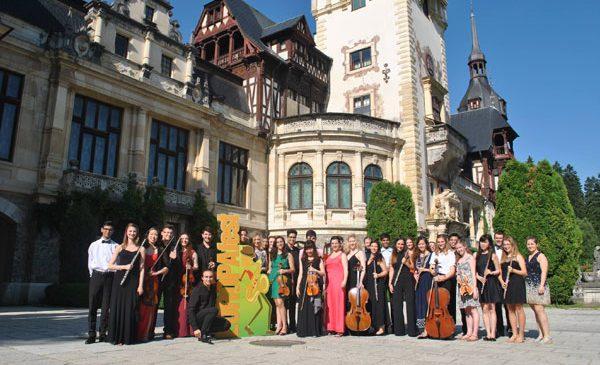 EUROPAfest Summer Edition 2017 – Concerte de excepție cu Remus Azoiței | UK și Irina Mureșanu | SUA alături de studenții Summer Music Academy Sinaia – 19, 20, 22 și 23 iulie