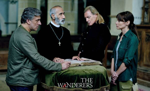 The Wanderers, filmat la Biertan, vine la Lună Plină