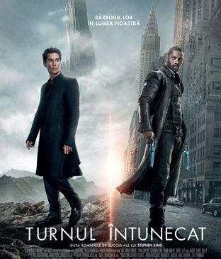 """Aventură SF la înălțime, în filmul """"The Dark Tower"""" / """"Turnul Întunecat"""""""