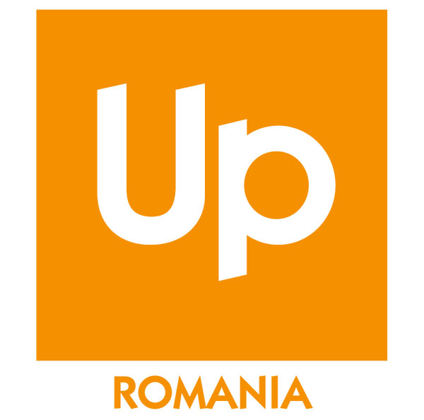 Up Romania logo