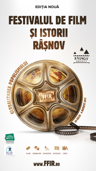 afis Festivalul de Film si Istorii Rasnov 2017