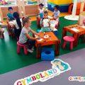 copii in Gymboland