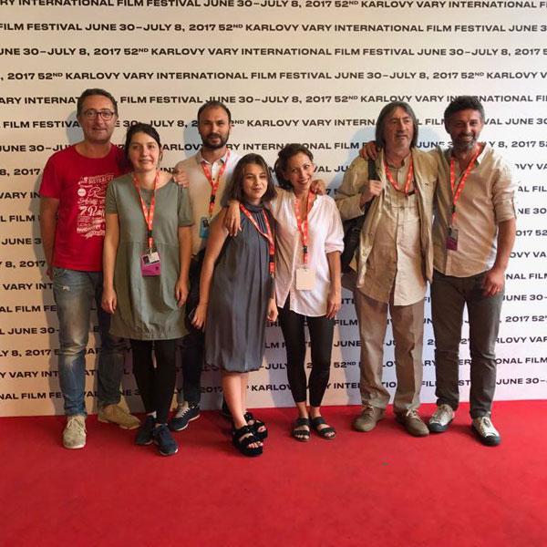 echipa Breaking News la Karlovy Vary