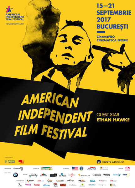 American Independent Film Festival poster