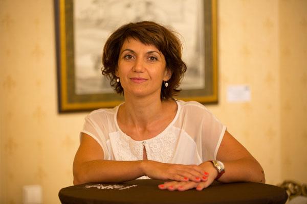 Ana-Maria Marian, CEO Intermedicas