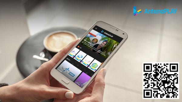 AntenaPlay lansează noua aplicaţie pentru Android