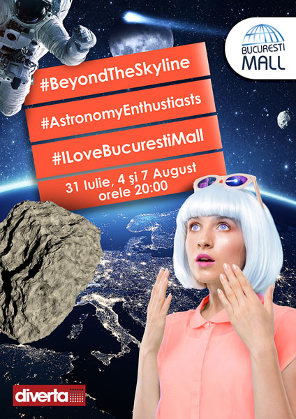 Astro Nights, Bucuresti Mall