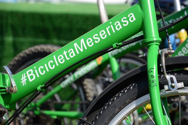 #BicicletaMeseriasa 9822