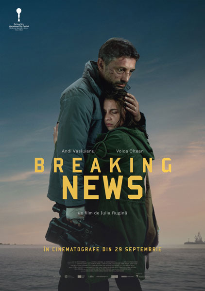 Breaking News Poster
