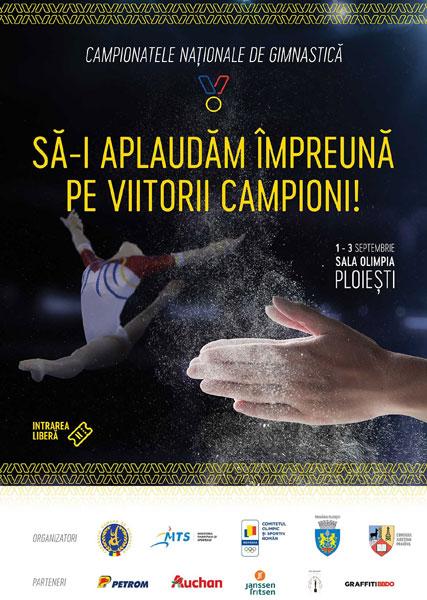 Campionatele Nationale de Gimnastica, Ploiesti