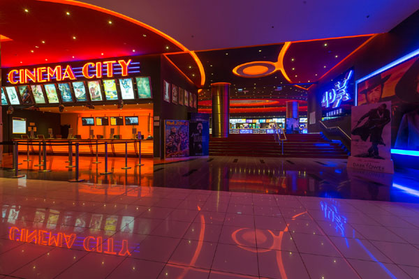Cinema City, Braila Mall