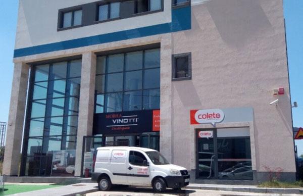 Coleto, Office Swan Park