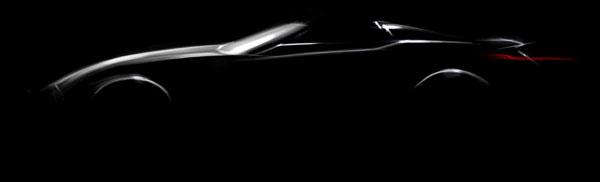 Concept car pregatit pentru Monterey Car Week 2017