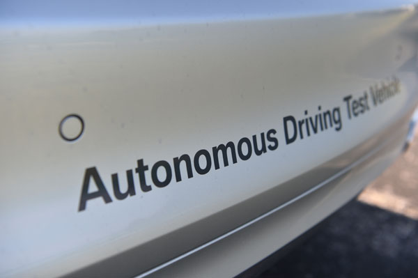 Developing Autonomous Driving Platform