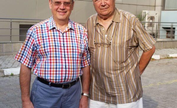 Dumitru Prunariu şi Alexandru Mironov – reporteri speciali TVR în SUA