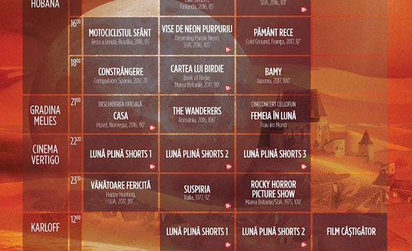 Toate filmele de văzut de Lună Plină