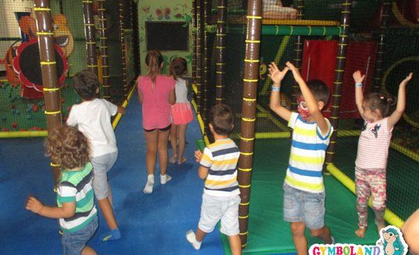 Toamna aceasta, copilul tău se joacă și învață simultan la Gymboland