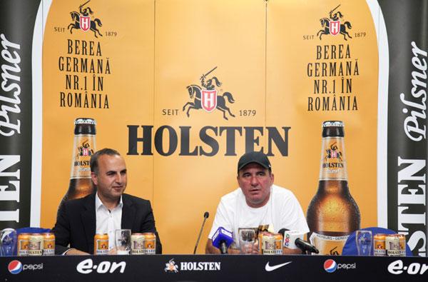 Holsten devine partener oficial al FC Viitorul Constanta
