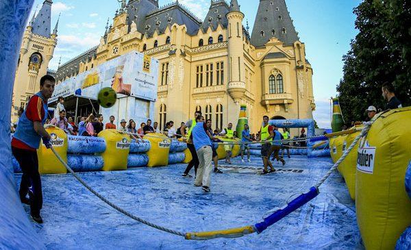 Bergenbier a adus cea mai tare experiență de răcorire din România: Caravana Bergenbier EU SUNT 12