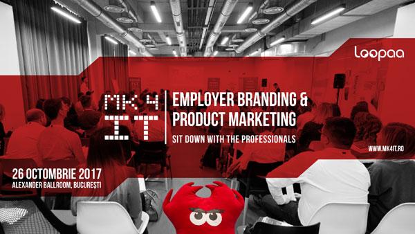 Află despre ce se va discuta la MK4IT București, conferința marketerilor și HR-ilor din sectorul IT