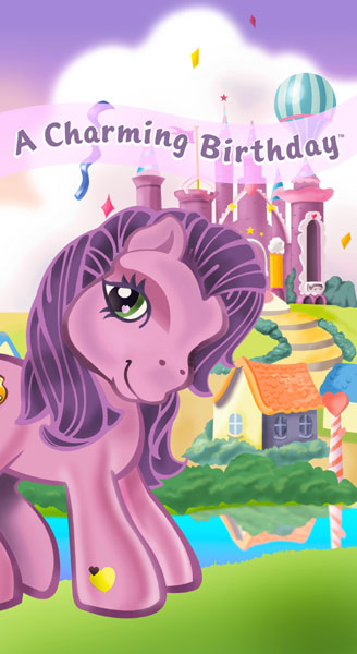 My Little Pony A Charming Birthday
