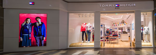 Nou magazin in Bucuresti Mall Vitan, Tommy Hilfiger Kids