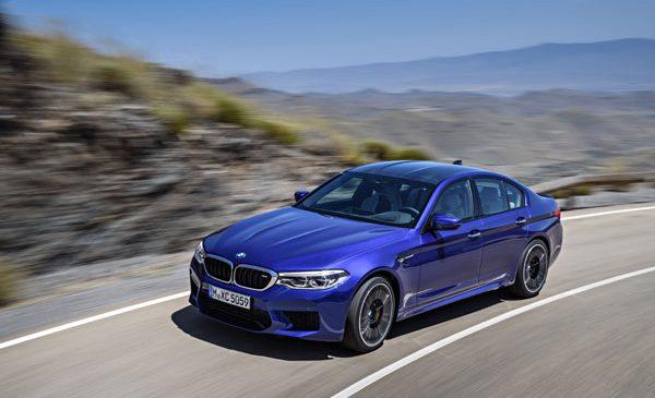 Noul BMW M5