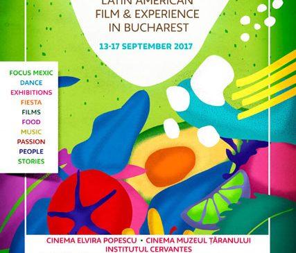 Mexicul este personajul principal la cea de-a doua ediție PELÍCULA – Latin American Film & Experience