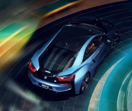 #SELFi8 – explorare vizuală a designului BMW i8