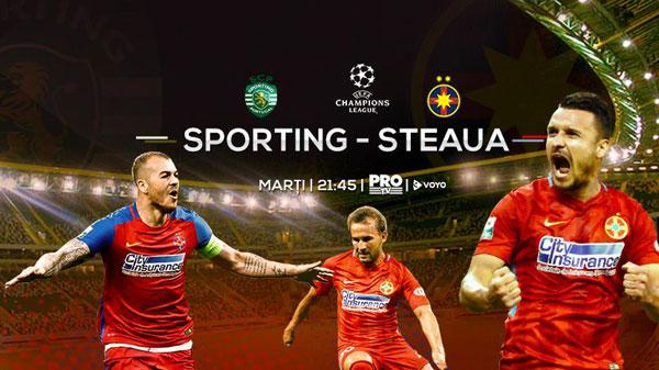 Sporting Lisabona - FCSB