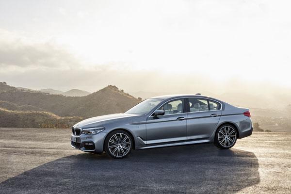 The new BMW 5 Series Sedan M Sport