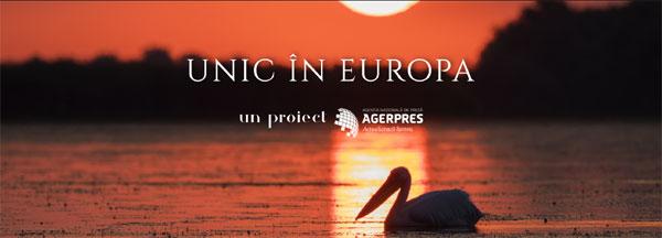 AGERPRES a lansat proiectul editorial #UnicInEuropa