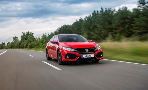 Upgraded diesel engine joins Honda Civic line-up