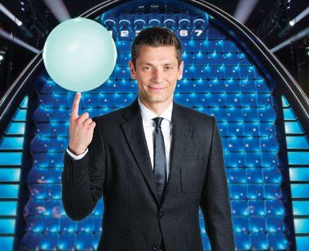 "Valentin Butnaru va prezenta ""The Wall"" la Antena 1"
