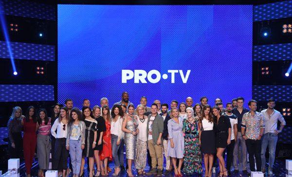 PRO TV anunță grila de programe pregătite pentru această toamnă