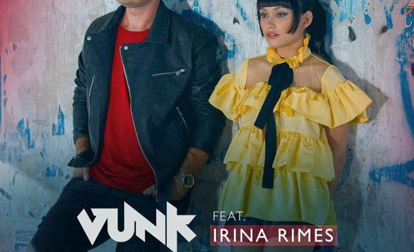 "Trupa Vunk si Irina Rimes spun ""Stai langa mine"""