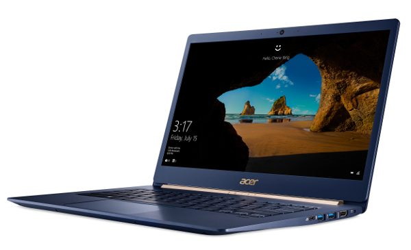 Acer lansează Swift 5, Spin 5 și Switch 7 Black Edition, trei noi modele de notebook
