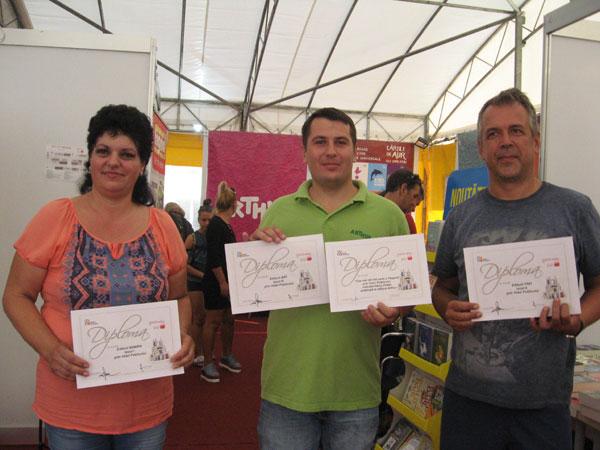 castigatori Gaudeamus Litoral 201, Nemira, Art, Trei
