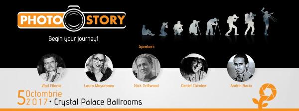 """Conferința """"F64 PHOTO STORY. Begin your journey"""",  destinația tuturor pasionaților de fotografie"""