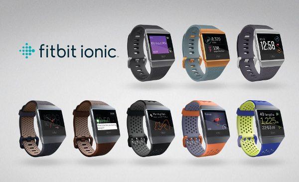 Fitbit Ionic, cel mai performant ceas inteligent dedicat monitorizării mişcării şi activităţilor sportive