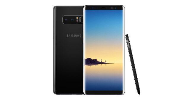 Samsung Galaxy Note8, prezentat în România