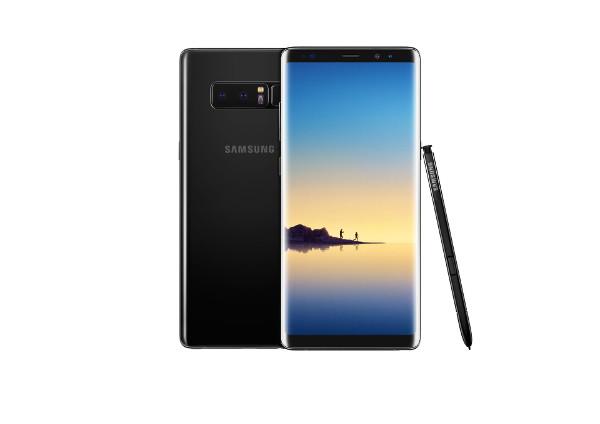 Galaxy Note8 Midnight Black