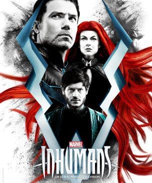 INHUMANS – primul serial care poate fi urmărit în exclusivitate la cinema,  în format IMAX